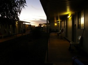 Camp   nightfall