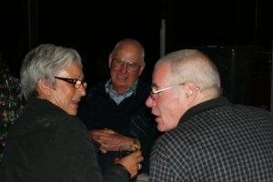 Leanne Bevan  Rod Gillies   Arthur Richards